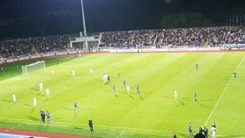 Kosovo  2 - 0  Faroe Islands