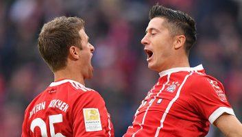 Bayern Munich  4 - 0  Mainz 05
