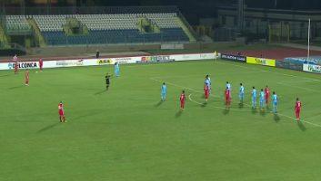 San Marino  0 - 3  Luxembourg