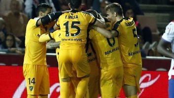 Granada 0 - 2 Malaga