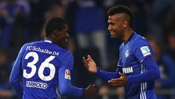 Schalke 04 4 – 0 Borussia M'gladbach