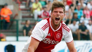 Standard Liege  2 - 2  Ajax
