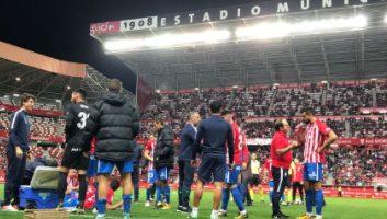 Sporting Gijon  1 - 1  Numancia [PEN: 1-3]