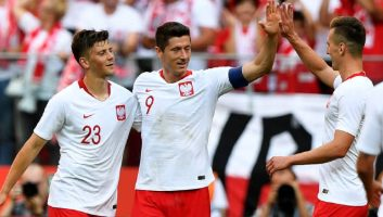 Poland  4 - 0  Lithuania