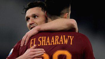Roma 4 - 0 Sampdoria