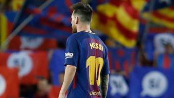 Barcelona  6 - 1  Eibar