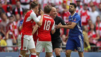 Arsenal 2 - 1 Chelsea
