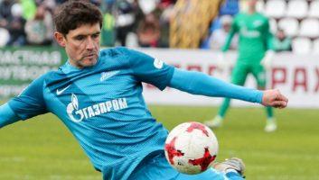 Tom Tomsk 0 – 2 Zenit St. Petersburg