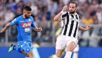 Juventus  0 - 1  SSC Napoli