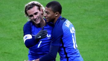 France  2 - 0  Wales