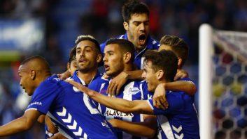 Alaves 1 - 0 Real Sociedad