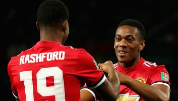 Manchester United  4 - 1  Burton Albion