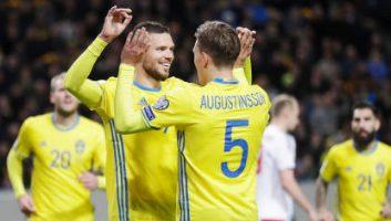 Sweden 4 - 0 Belarus