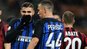 AC Milan  1 - 0  Inter