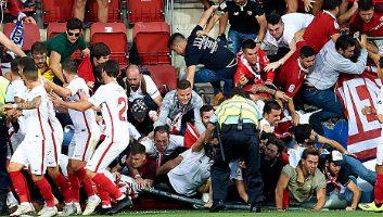 Eibar  1 - 3  Sevilla