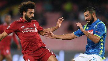 SSC Napoli  1 - 0  Liverpool