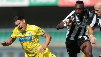 Chievo Verona  0 - 2  Udinese