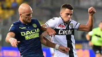 Parma Calcio 1913  2 - 2  Udinese