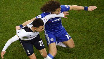 Tottenham Hotspur 2 - 0 Chelsea