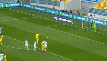 Ukraine  1 - 0  Slovakia