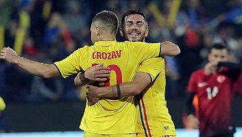 Romania  2 - 0  Turkey