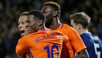 Scotland  0 - 1  Netherlands