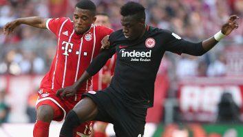 Bayern Munich  4 - 1  Eintracht Frankfurt