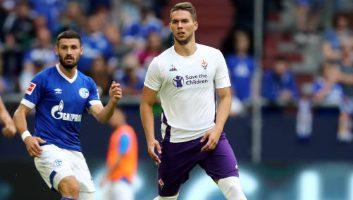 Schalke 04  3 - 0  Fiorentina