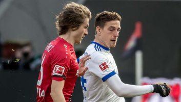Bayer Leverkusen  0 - 2  Schalke 04