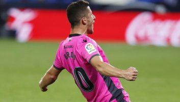 Leganes  0 - 3  Levante