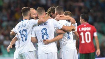 Slovenia  1 - 2  Bulgaria