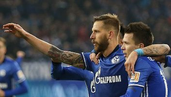 Schalke 04  2 - 0  Hamburger SV