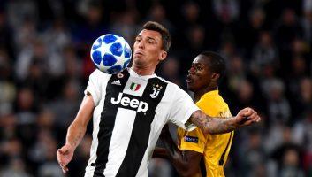 Juventus  3 - 0  Young Boys