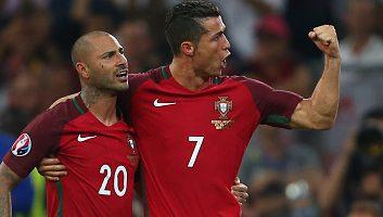 Poland 1 - 1 Portugal [PEN: 3-5]