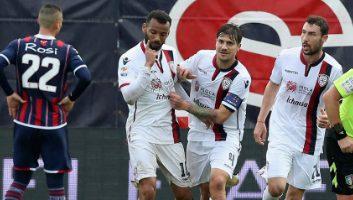 Crotone 1 - 2 Cagliari