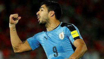 Chile 3 - 1 Uruguay