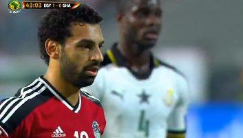 Egypt 2 - 0 Ghana