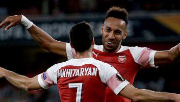 Arsenal  4 - 1  Vorskla