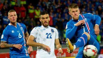 Iceland  2 - 0  Kosovo