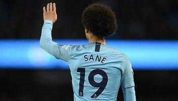 Manchester City  3 - 1  Brighton & Hove Albion