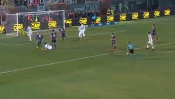 Crotone 0 - 2 Juventus