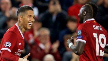 Liverpool  2 - 2  Sevilla