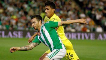 Real Betis 0 – 1 Villarreal