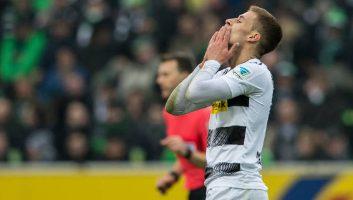 Borussia M'gladbach 1 - 2 RasenBallsport Leipzig