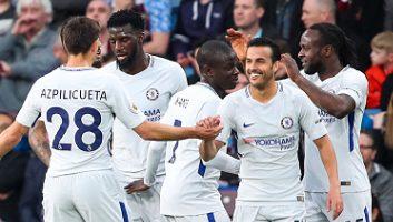 Burnley  1 - 2  Chelsea