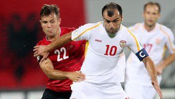Albania 1 – 1 Macedonia