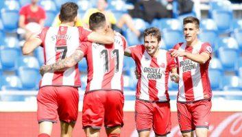 Las Palmas  1 - 2  Girona