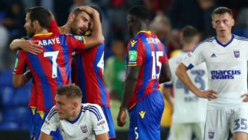 Crystal Palace 2 - 1 Ipswich Town