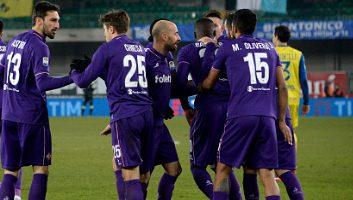ChievoVerona 0 - 3 Fiorentina