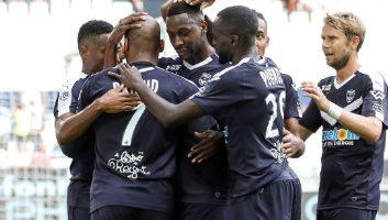 Bordeaux  3 - 3  Nimes